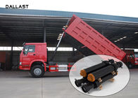 Dump Truck Multi Stage Hydraulic RAM Cylinder Eamless Steel Pipe With Piston Eye